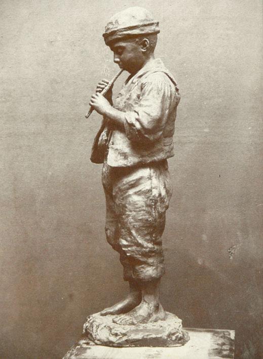 Bologna 1888 - Tullo Golfarelli - musica rustica