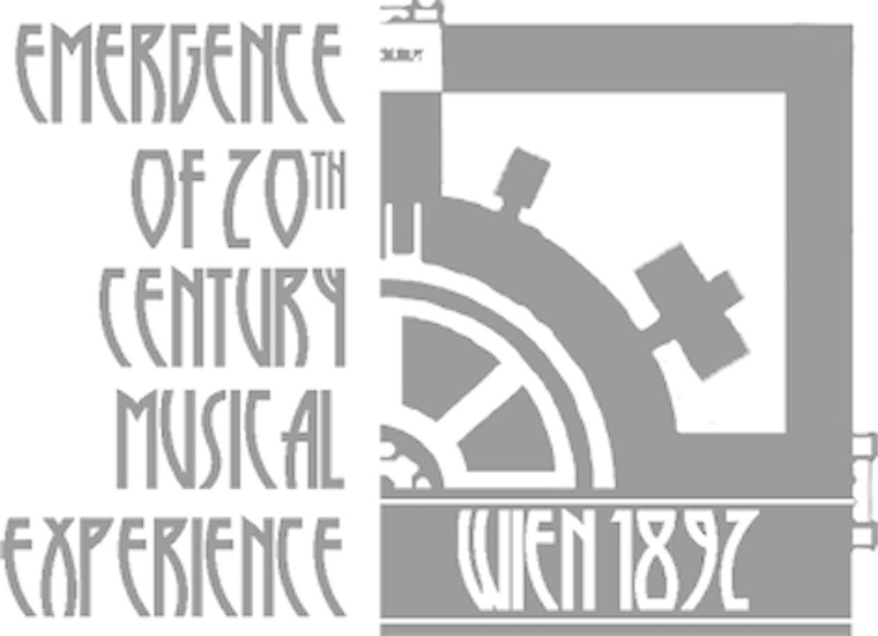 "Vienna 1892 The Emergence of 20th Century ""Musical Experience"""