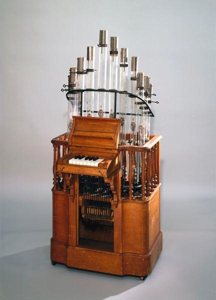 London 1885 - Pyrophone